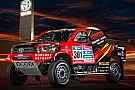 Dakar 2016: Toyota vuole inserirsi tra Mini e Peugeot