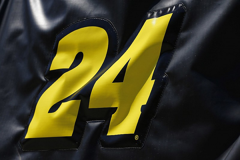 All Hendrick drivers to run 'Jeff Gordon yellow' numbers at Homestead