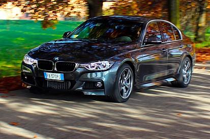 """BMW 325d MSport, è sempre """"lei"""""""