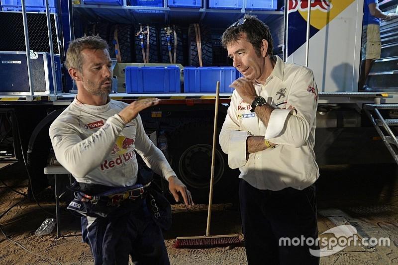 Sébastien Loeb ne disputera pas que le Dakar