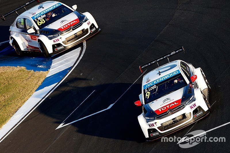 Citroen to pull out of WTCC after 2016