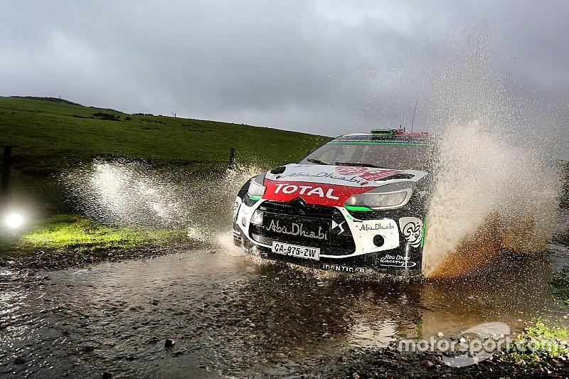 Citroën met le WRC en pause en 2016 pour préparer 2017