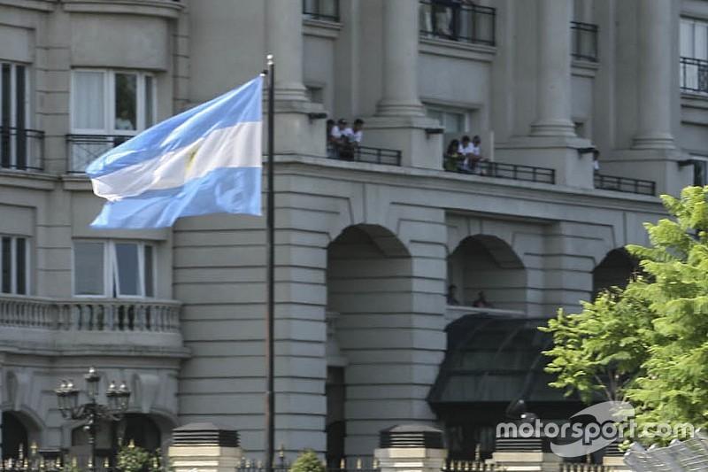 La F1 desea volver a la Argentina, dice Gastaldi