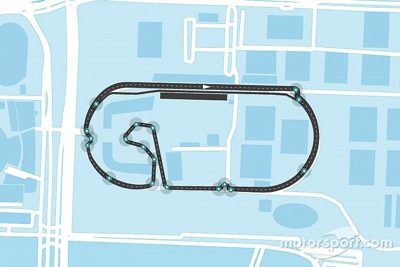 Fórmula E confirma etapa em circuito do México