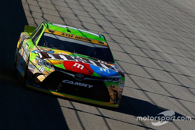 Kyle Busch confirms he has agreed to contract extension with JGR