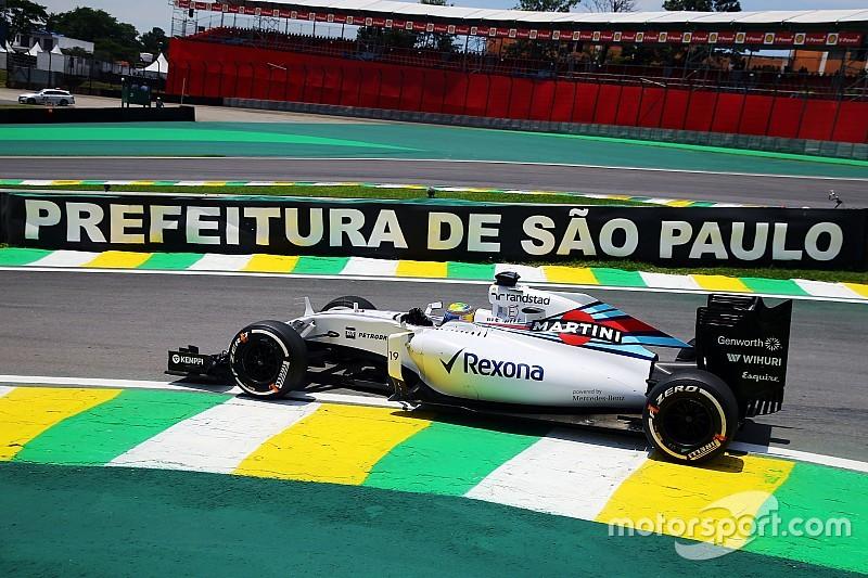 """Para Massa, exclusão do GP do Brasil foi """"muito estranha"""""""
