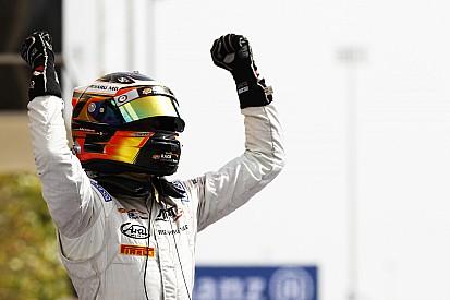 Vandoorne s'impose et égale les records de Maldonado!