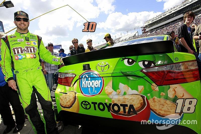 Les bonbons M&M's poursuivent l'aventure NASCAR