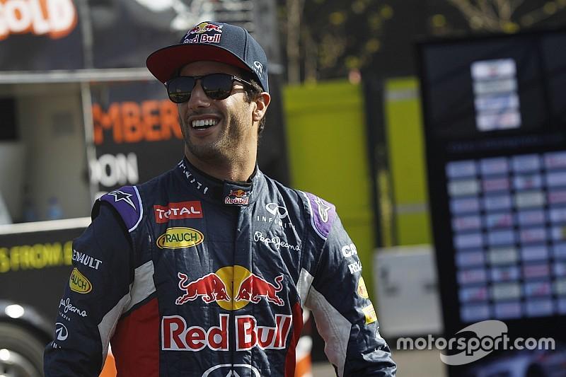 Daniel Ricciardo: NASCAR-Pläne vorerst auf Eis gelegt