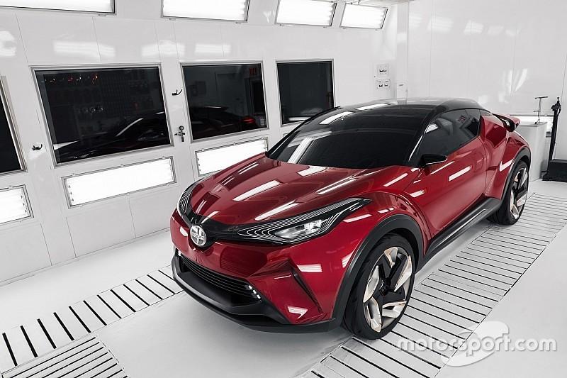 Scion dévoile son C-HR Concept à Los Angeles