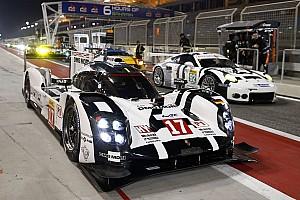 WEC Qualifying report Bahrain WEC: Points-leading Porsche takes pole for season finale
