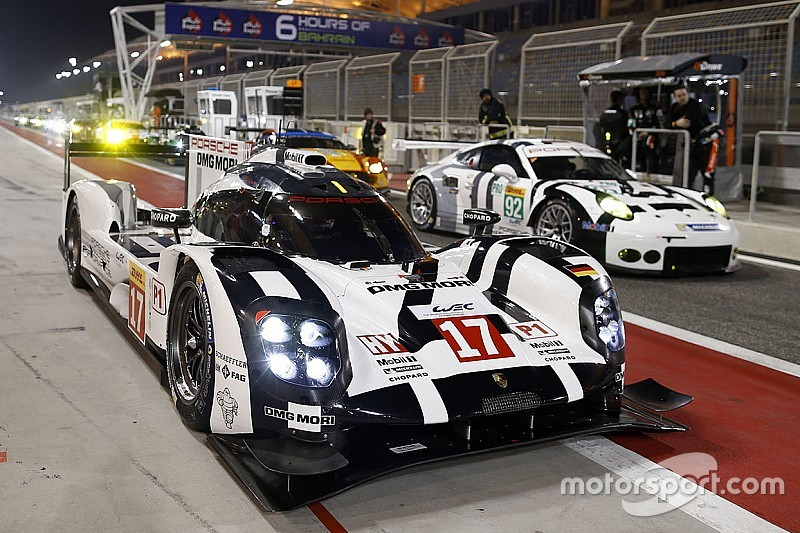 Bahrain WEC: Points-leading Porsche takes pole for season finale