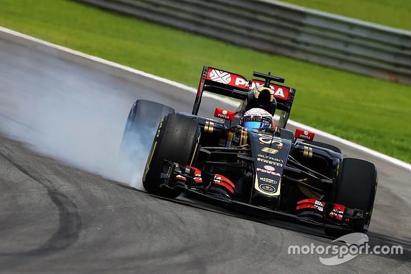 Lotus podría haber hecho mucho más en 2015