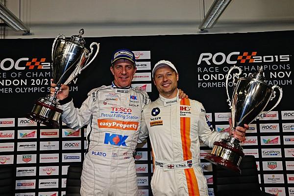 General Priaulx/Plato edge Vettel/Hulkenberg to win 2015 ROC Nations' Cup
