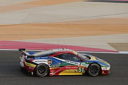 Chaud et froid pour Ferrari