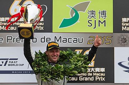 GT World Cup in Macau: Stefan Mücke gewinnt Quali-Rennen
