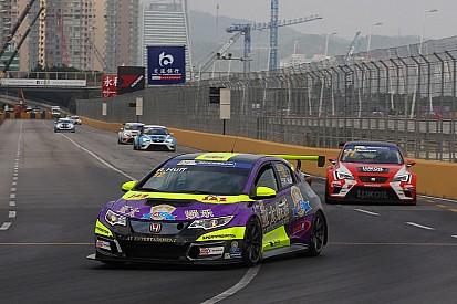 TCR-Finale in Macau: Gastfahrer Rob Huff auf der Pole-Position
