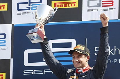 Bahrain GP2: Evans outfoxes Lynn for sprint race victory
