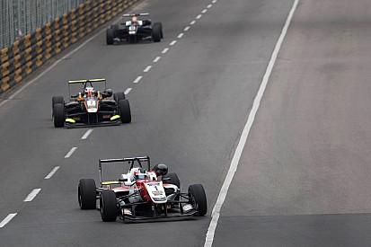 Macao, Rosenqvist si aggiudica la qualifying race