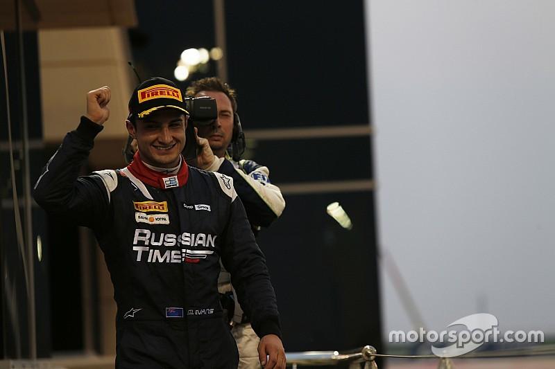 جولة البحرين للجي بي 2: إيفانز يفوز أمام لين بتجاوز رائع
