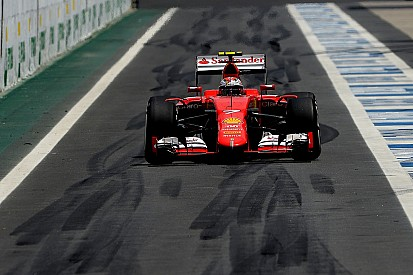 """Räikkönen - """"Quatrième ou cinquième, est-ce vraiment important?"""""""