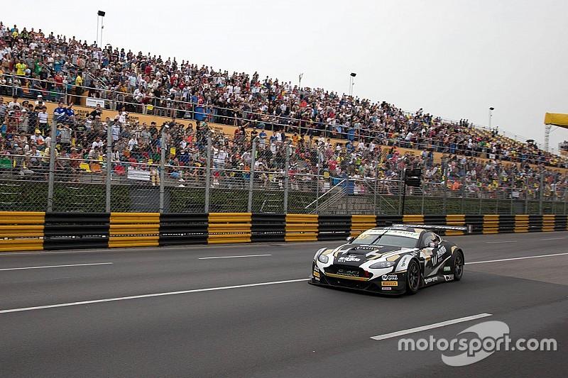 Fehlverhalten hinter Safety-Car: Stefan Mücke verliert Macau-Sieg