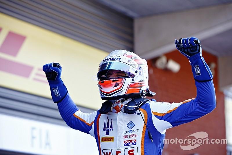 غيوتو يفوز في السباق الثاني في البحرين ويشعل المنافسة في الجولة الأخيرة في أبوظبي
