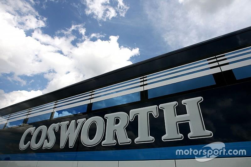 Cosworth descarta presentarse a la licitación de motores de la F1