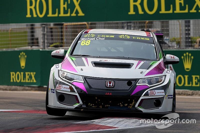 Michael Choi è Campione della TCR Asia Series