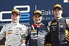 Evans vence a Lynn por la victoria en la GP2