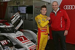 Test per Stanaway in Super Formula Giapponese