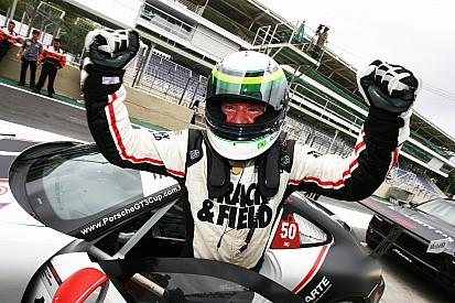 Ricardo Rosset é o primeiro tricampeão da Porsche GT3 Cup