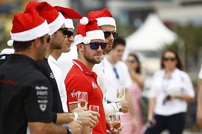 "La DS Virgin Racing ""lancia"" l'ePrix di… Natale"