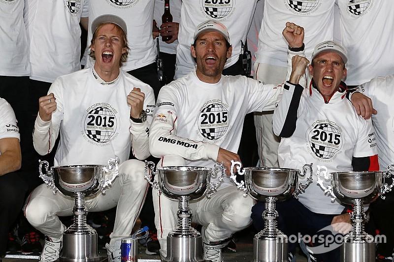 ويبر يُتوّج بطلاً للعالم وبورشه تفوز بسباق البحرين