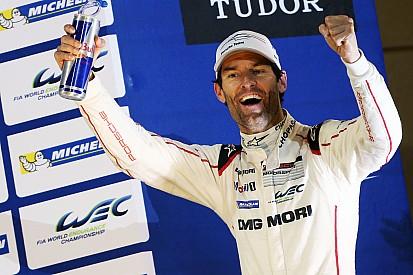 Webber señala que ganar el título fue complicado