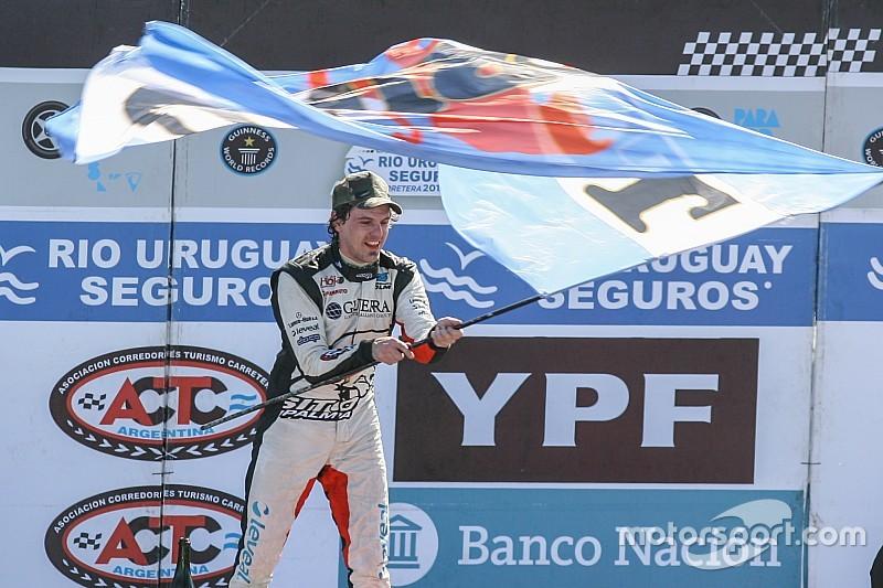 Victoria de Di Palma en Comodoro Rivadavia para ir a definir el título