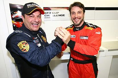 Dupla Queirolo e Visconde vence primeira Porsche 300