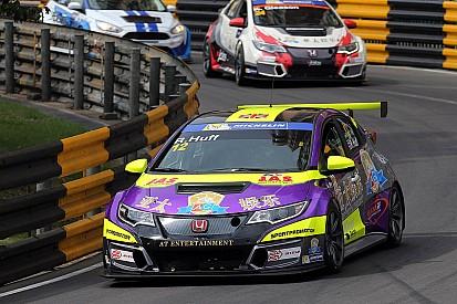Rob Huff è sempre Re di Macao, trionfo in Gara 1