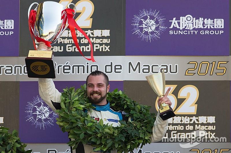 Stefano Comini trionfa a Macao ed è Campione!