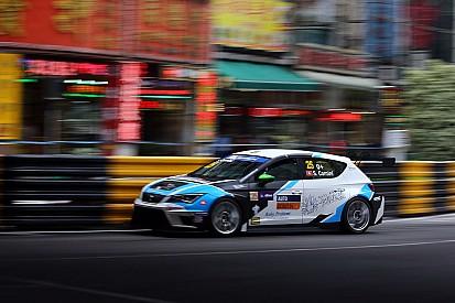Comini TCR champion after Macau crash chaos
