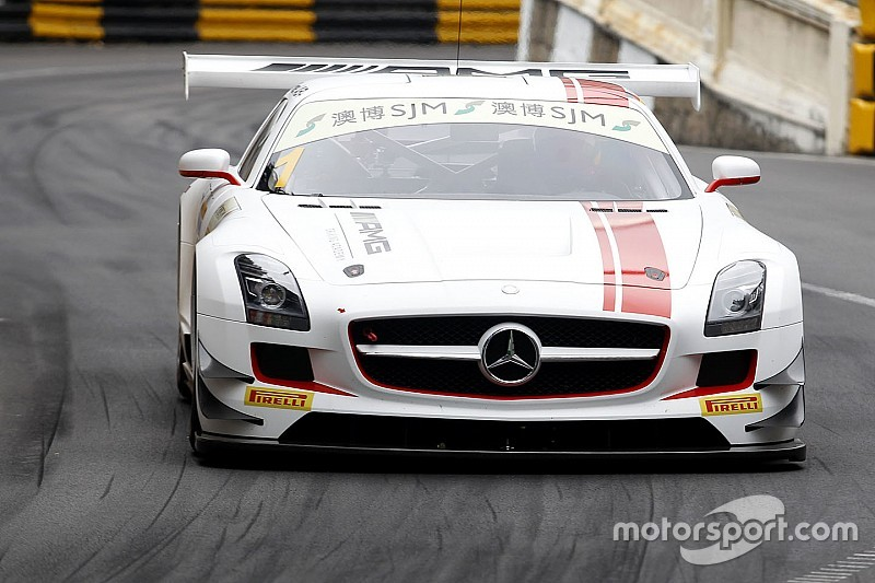 Engel wins Macau, but carnage strikes again
