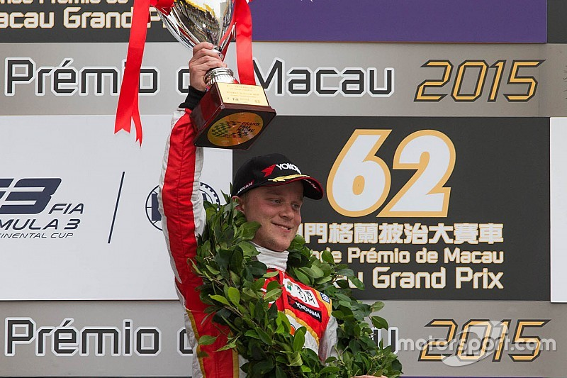 Розенквист выиграл Гран При Макао
