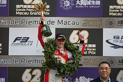 Felix Rosenqvist mantiene lo scettro di Macao