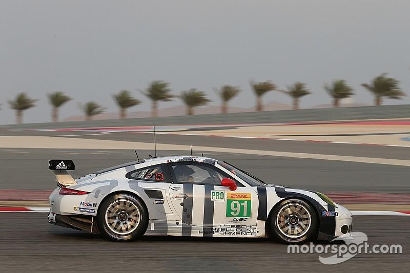 Carton plein également pour Porsche en GT