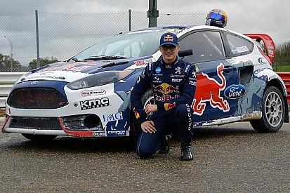 Кевин Хансен протестировал Ford Fiesta Supercar
