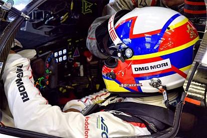 """Montoya sai """"chocado"""" após teste com Porsche do WEC"""