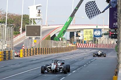 Rosenqvist: Pressure to win Macau less second time round