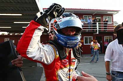 Déjà vainqueur en 2014, Rosenqvist avait moins de pression