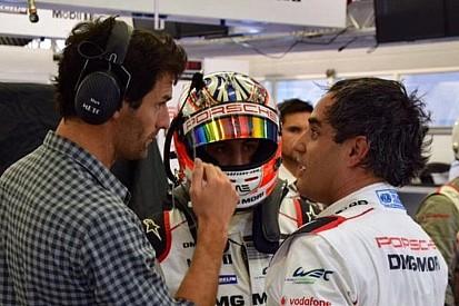 Montoya considera WEC e Le Mans; veja imagens de teste