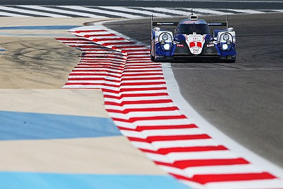"Lynn says first LMP1 experience ""a bit special"""